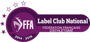 Label Club National Fédération Française d'Athlétisme (FFA)