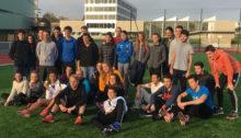 Équipe APV championnat du Morbihan le 3 décembre 2016