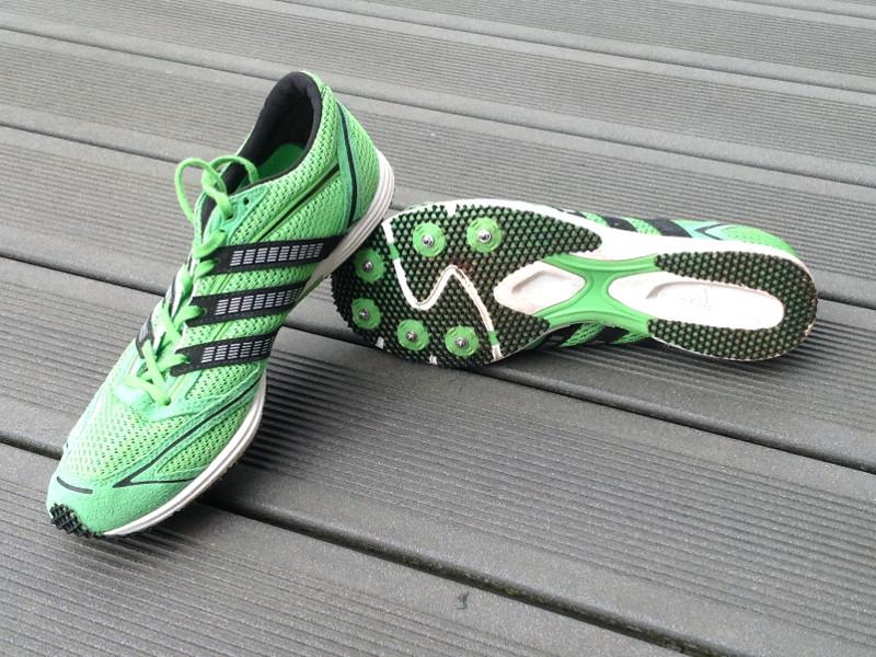 pointes Adidas adizero vertes